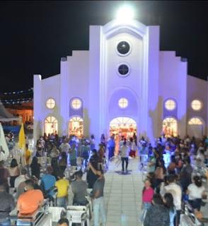 Igreja Católica de Baraúna inicia 91ª festa da padroeira