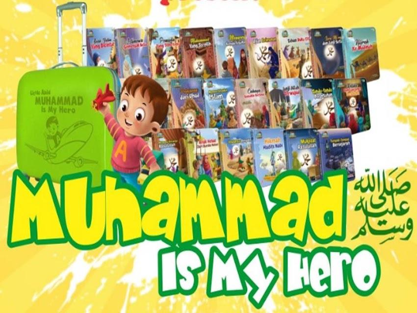 Muhammad is my hero