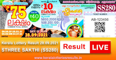 kerala-lottery-result-28-09-2021-sthree-sakthi-lottery-results-ss-280-keralalotteriesresults.in