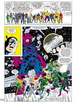 Reseña de Marvel Héroes. Secret Wars (Nueva Edición), Panini Comics