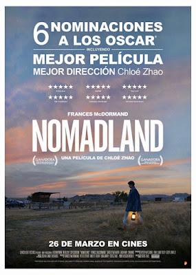Chloé Zhao, Oscar 2020 mejor dirección, Frances McDormand