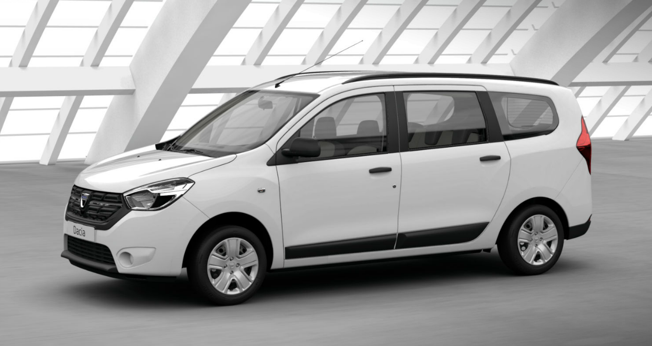 dacia lodgy silverline 2018 1 5 dci 90cv blanc glacier. Black Bedroom Furniture Sets. Home Design Ideas