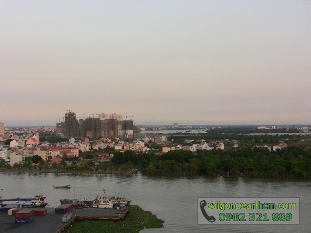 Cho thuê Saigon Pearl tòa Ruby 2 diện tích 86m2 nội thất nhập cao cấp - 2