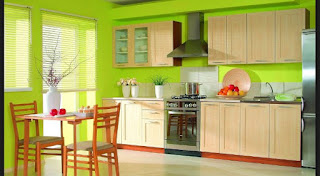 Color Blends Kitchen 3