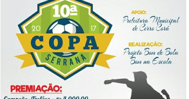 Resultado de imagem para logotipo da Copa Serrana de Futebol