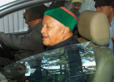 Virbhadra Singh, Himachal CM, HP Chief Minister, Anand Chauhan