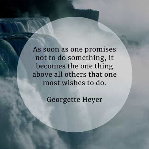 Promise quotes that'll explain the value of your words