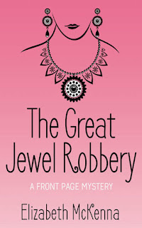 The Great Jewel Robbery book cover.