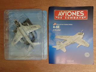 colección aviones de combate de salvat