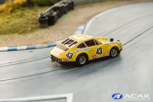 Porsche 911 S 24 Le Mans 1970 Jean-Pierre_Gaban #43
