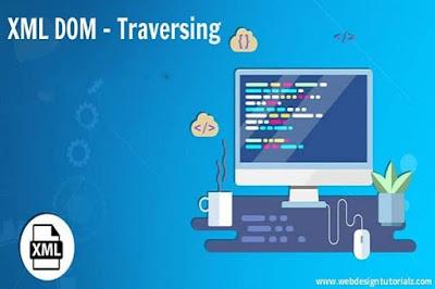 XML DOM - Traversing