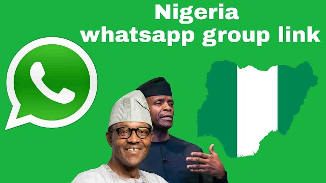 100+ (active) Nigeria whatsapp group link