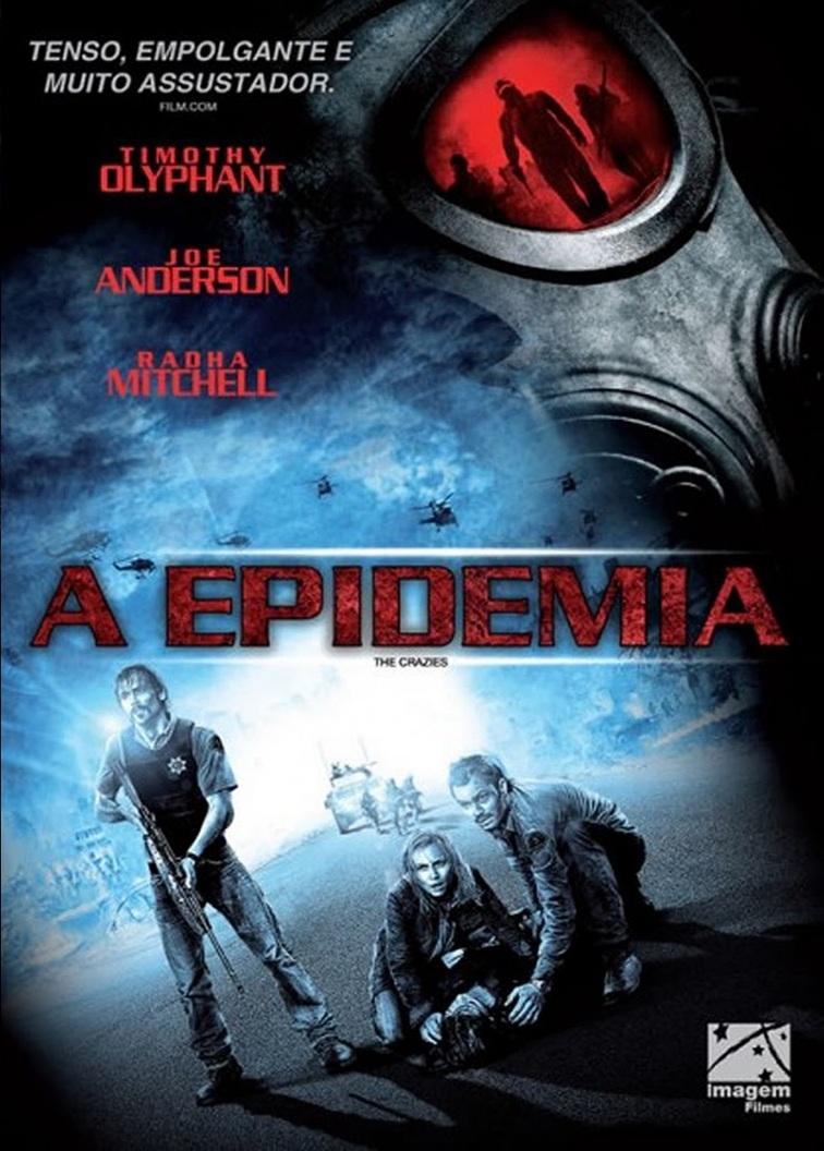 A Epidemia – Dublado