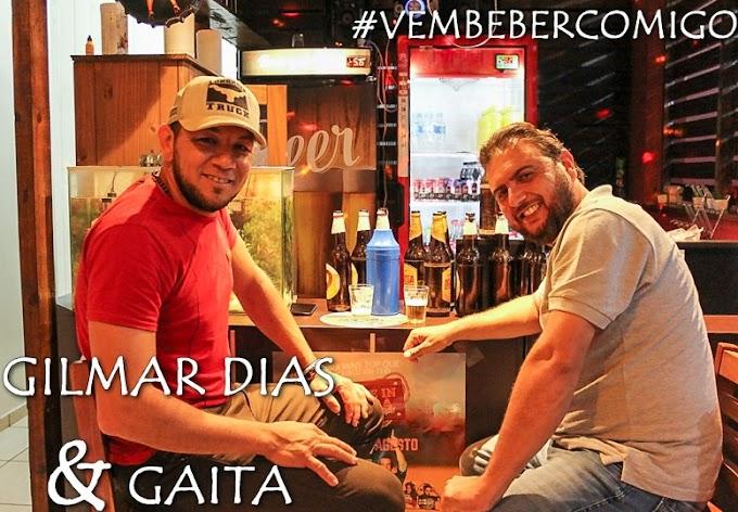 """Gilmar Dias & Gaita farão nesta quinta-feira, 22, Live para lançamento da música """"Vem Beber Comigo"""""""