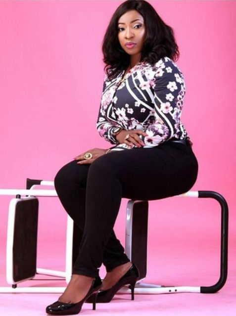 Anita Joseph Turns Good Girl: