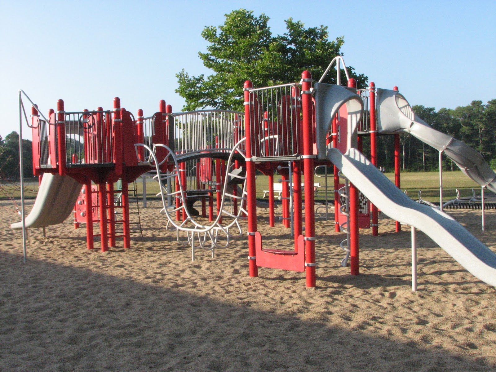 east falmouth elementary school playground davisville road east