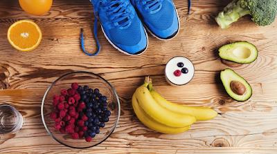Bagaimana Jika Tidak Olahraga Tapi Makan Makanan Sehat