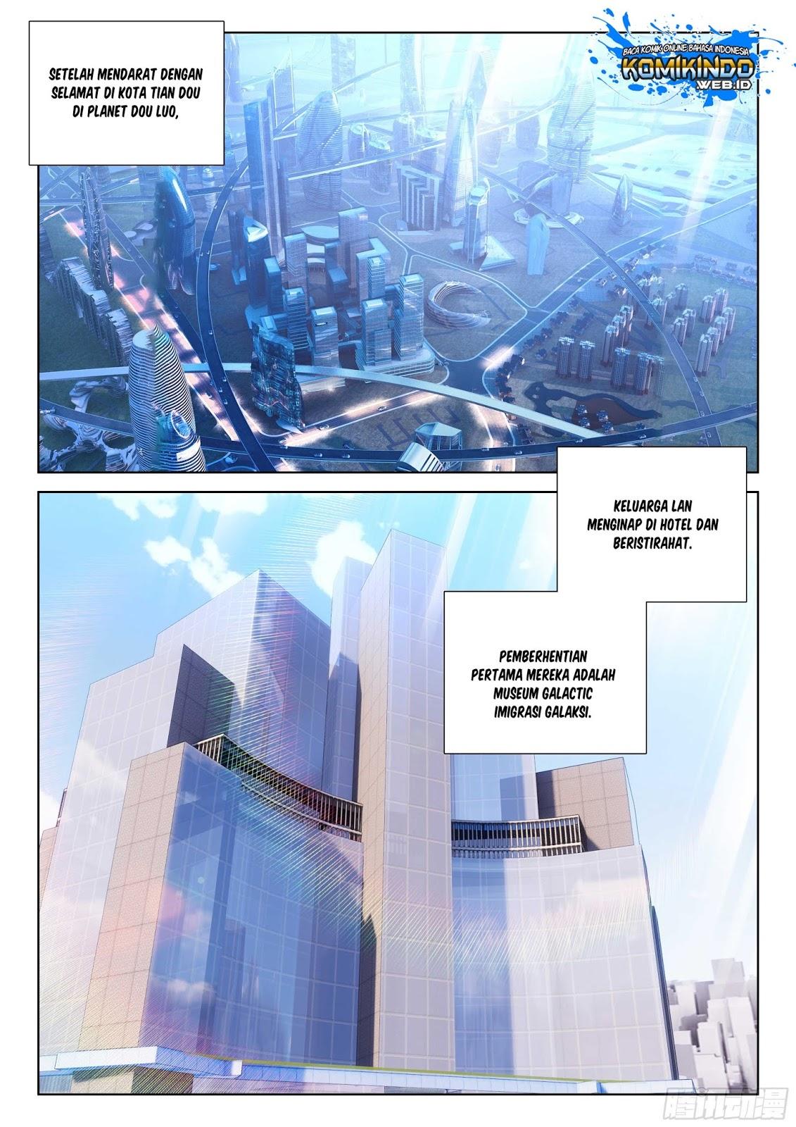Komik Soul Land IV – The Ultimate Combat Chapter 15 Gambar 4