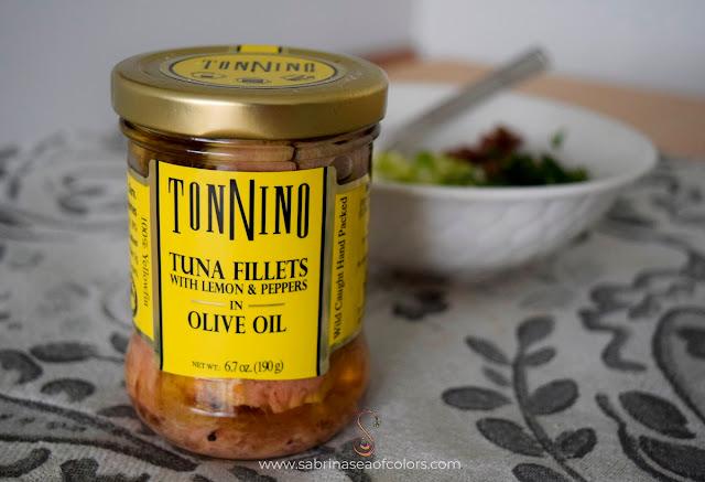 Tonnino-Tuna-Ensalada