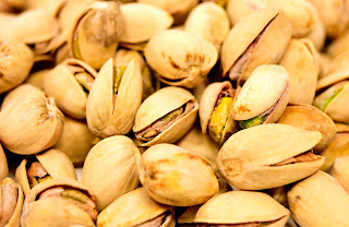 Nuts for diabetes diet meal