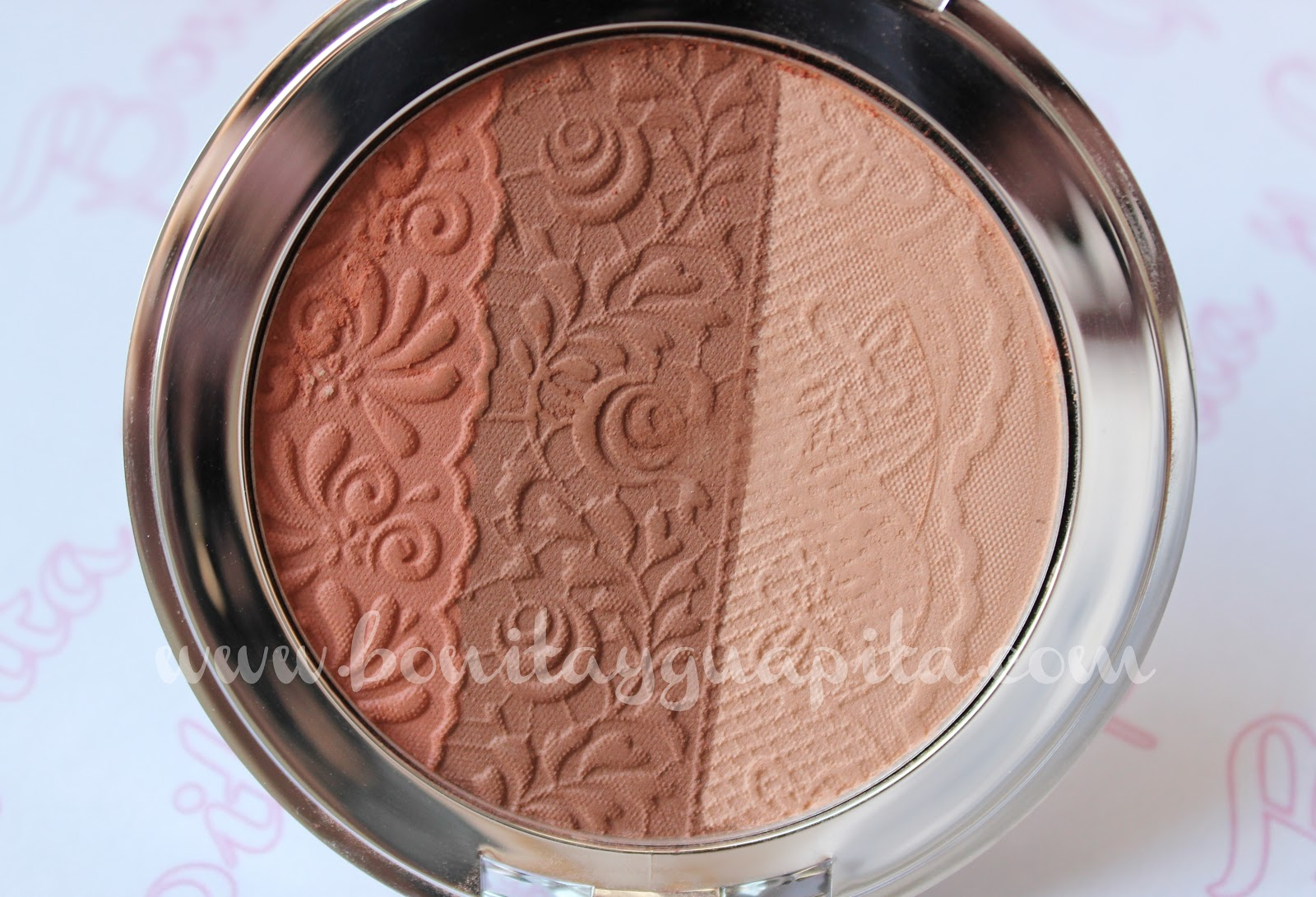 etre belle diamond powder sensation