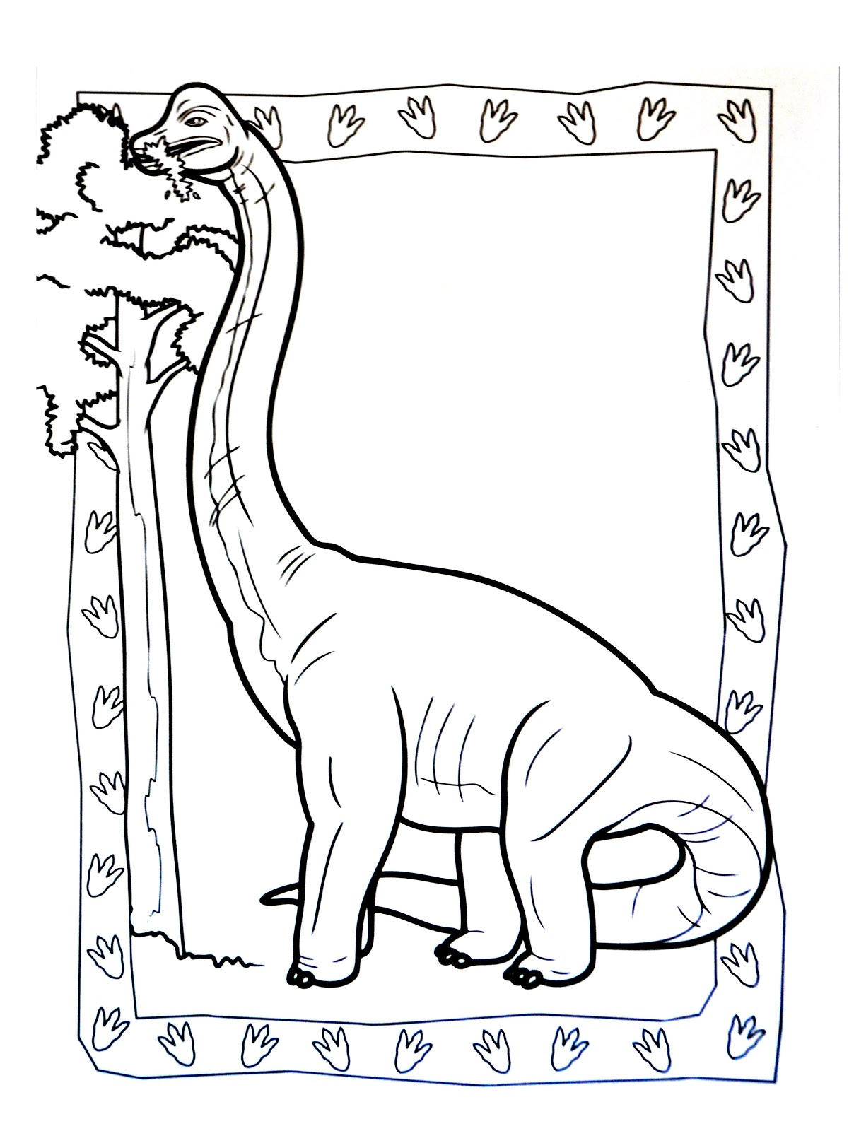 Dinosaurs coloring pages 36