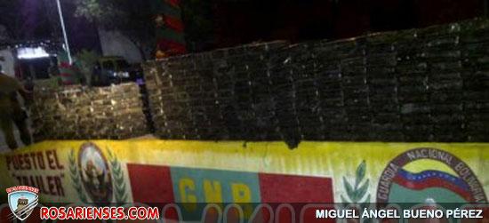 GNB incautó 368 panelas de cocaína en Táchira   Rosarienses, Villa del Rosario