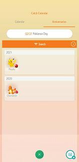 Pokémon HOME Calendar