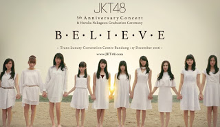 3rd Album JKT48 Believe