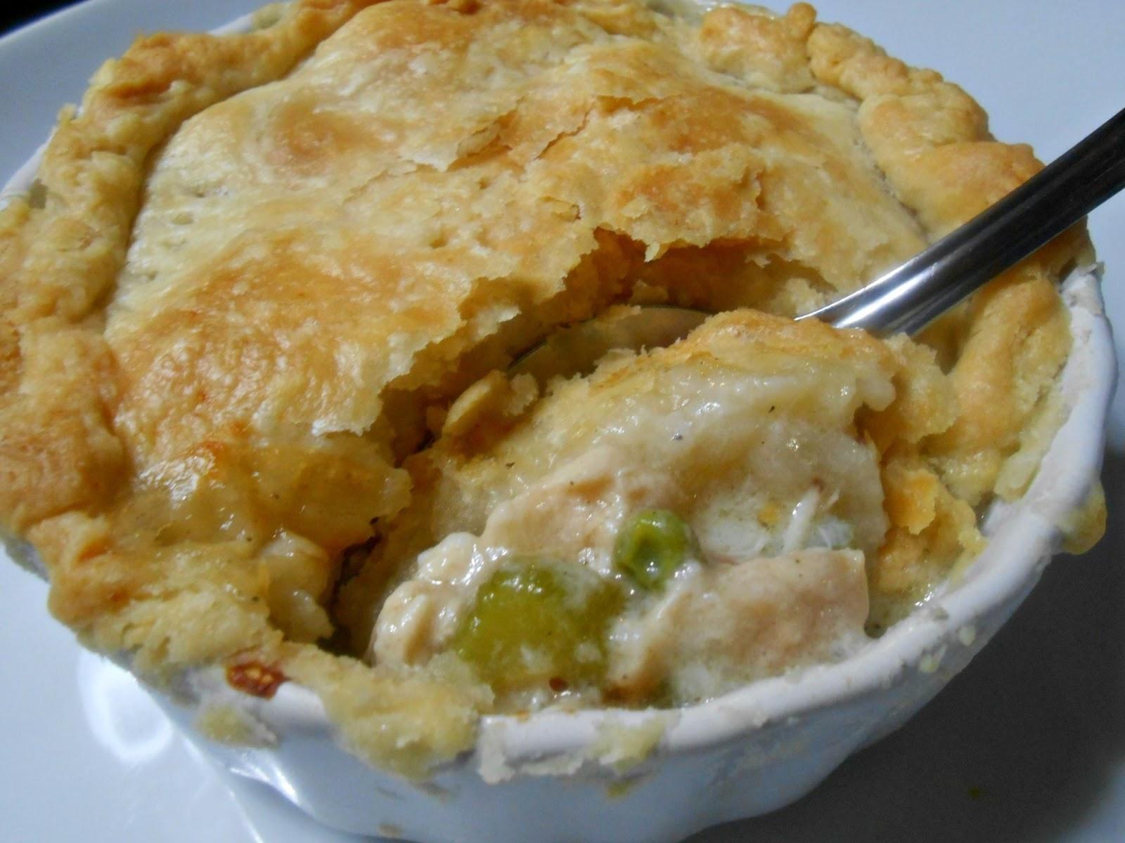 Homemade Chicken Pot Pie - photo#18