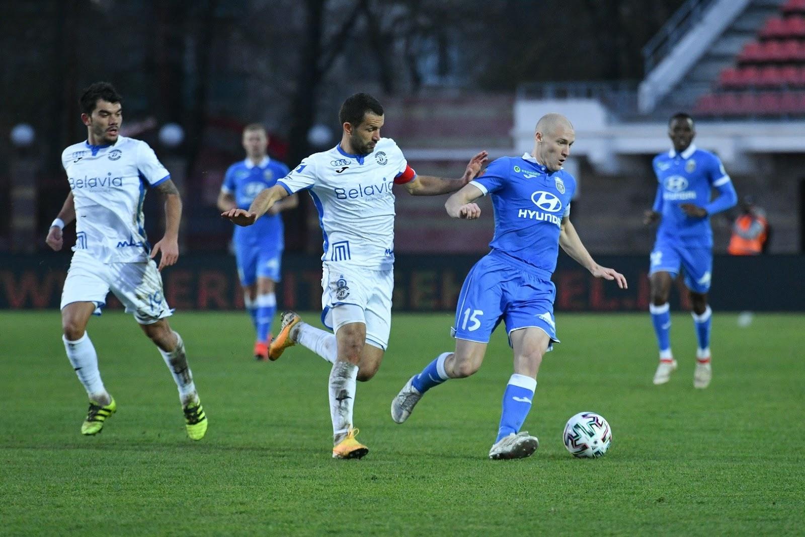 BATE Borisov vs FK Isloch Minsk 22h00 ngày 31/5 www.nhandinhbongdaso.net
