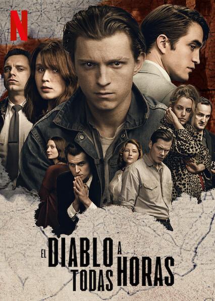 El diablo a todas horas (2020) NF WEB-DL 1080p Latino