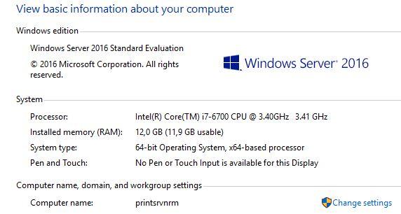 Windows Server 2016 Evaluation Full Versiyon Yapmak ~ IT BLOG