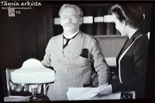 Old Finnish movie