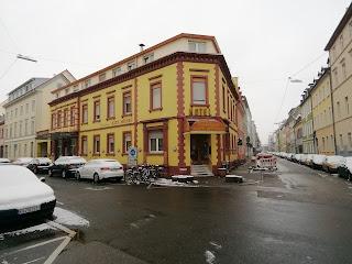 "Отель ""Старая монета"", Карлсруэ, Баден-Вюртемберг"