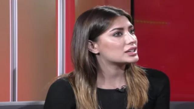Mehwish Hayat draws attention of authorities towards Karachi