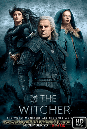 The Witcher Temporada 1 [1080p] [Latino-Ingles] [MEGA]