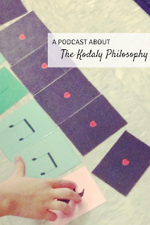 A podcast about the Kodaly philosophy: Thoughts on Kodaly-inspired teaching, including lesson models, Kodaly resources, and more!
