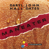 Daryl Hall and John Oates - Maneater okładka singla