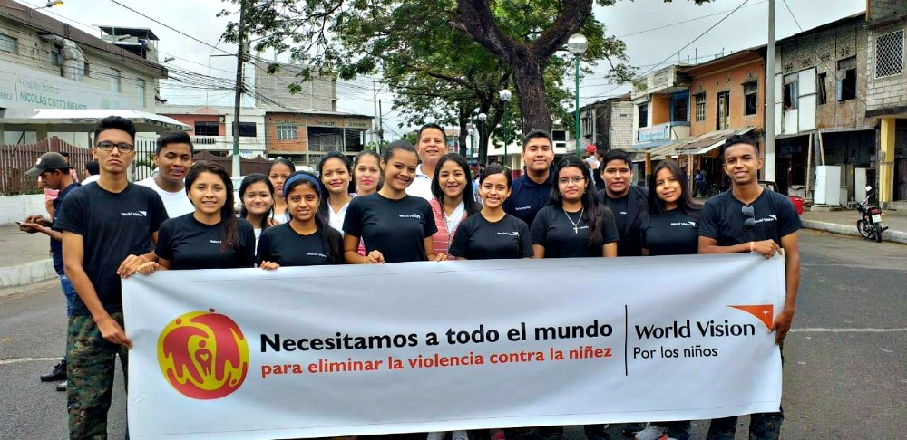 world vision ecuador