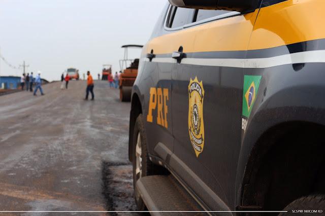 PRF participa de vistoria do viaduto km 3,5 em Porto Velho