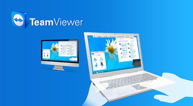 Controle à distance avec Teamviewer