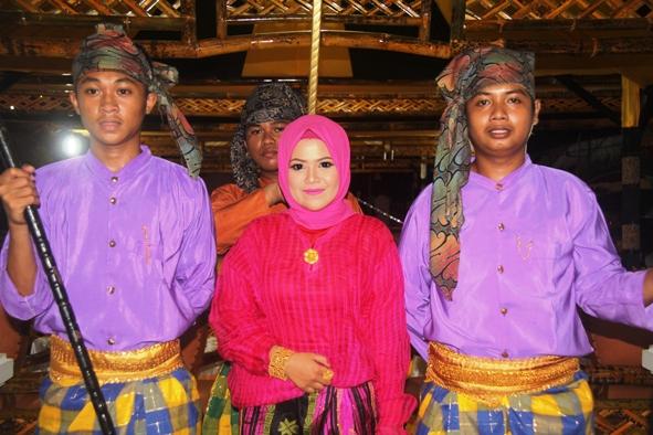 Putri Selayar, Ini Bangga, Ikut ,Gelar Adat Dan Budaya ,Di Kampung Halaman