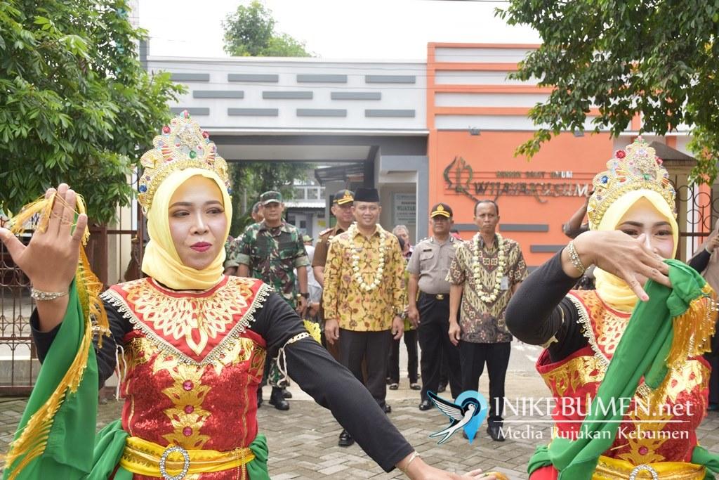 Kelurahan Panjer Masuk Tiga Besar Lomba Pelaksana Gotong Royong Jateng