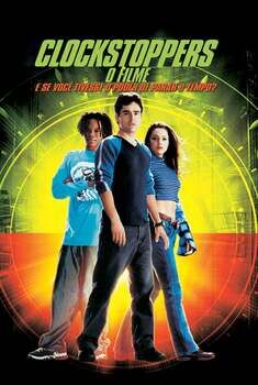 Clockstoppers: O Filme Torrent – WEB-DL 720p Dual Áudio