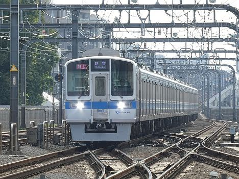 小田急電鉄 急行 新宿行き7 1000形フルカラーLED