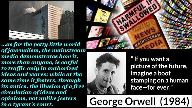 Fear Mongering em COVID-19 sinaliza o fim da democracia ocidental 7