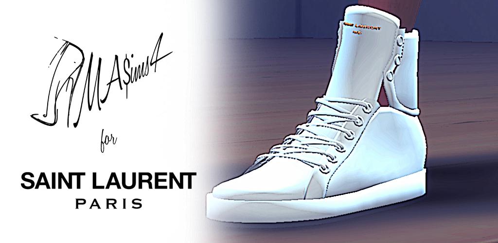 My Sims 4 Blog Michael Kors Sandals And Saint Laurent