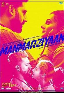 Manmarziyaan (2018) Full Movie Download  480p 720p 1080p
