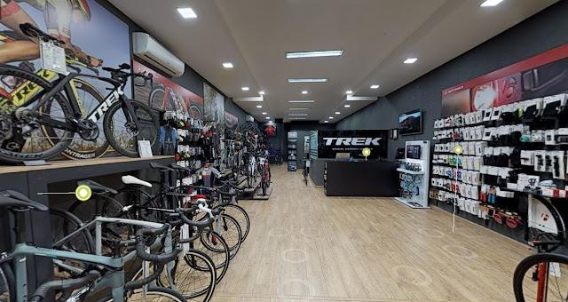 Visual Bike de Moema foi assaltada durante feriadão de 7 de setembro - Foto: Visual Bike (Ipiranga) / Top Tour Virtual